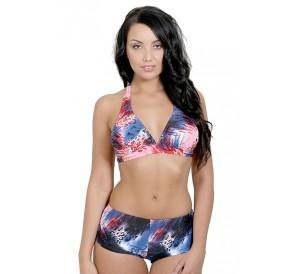 Multicoloured Bikini Set
