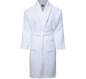 White - Bath Robe