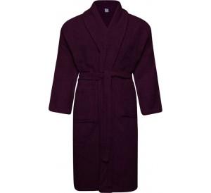 Aubergine - Bath Robe