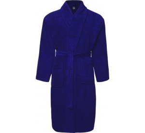 Royal Blue - Bath Robe