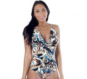 Scoop Back Swimming Costume